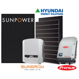 Hyundai - Sun Power - Fronius