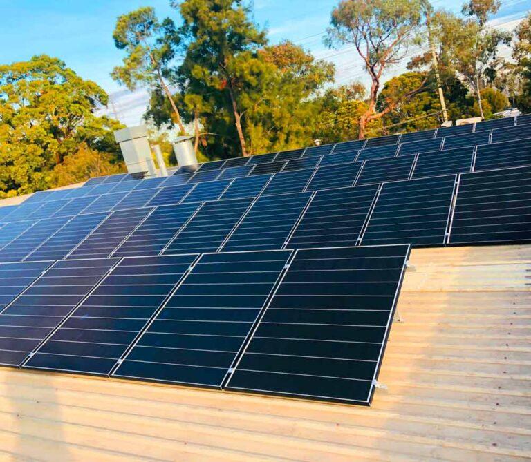 Commercial Solar System Sydney