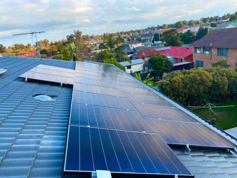 Residential Solar System Sydney