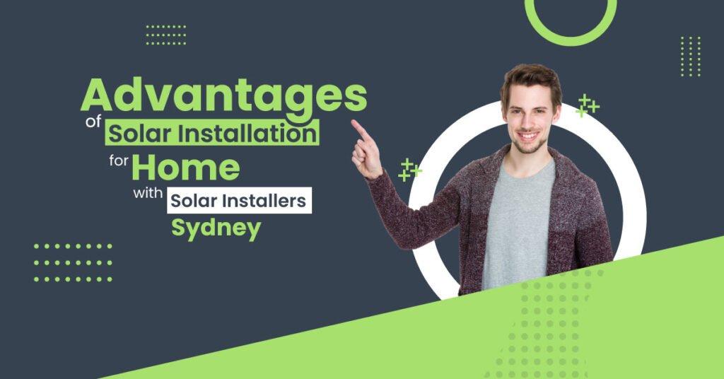 solar installers sydney